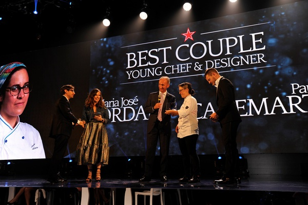 Content best chef designer voted by guests