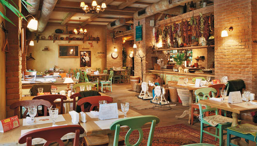 Рестораны Москвы - TripAdvisor