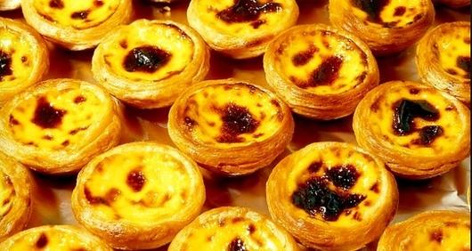 Feed portuguese egg tarts