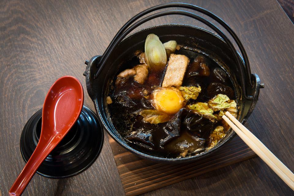 Японская кухня пошаговые рецепты с