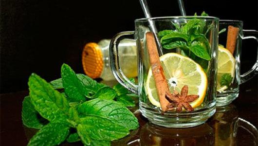 Марокканский чай с корицей рецепт