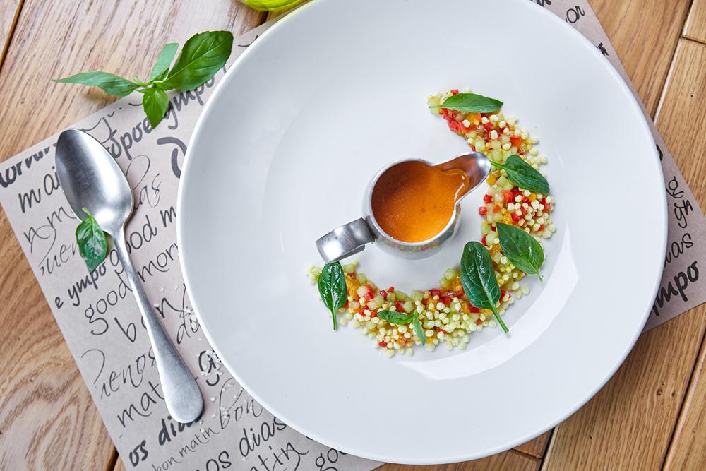 Ispanskii holodnii sup