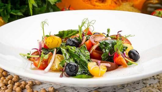 Feed salat