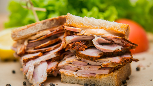Feed sandwich