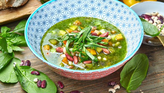 Feed content minestrone