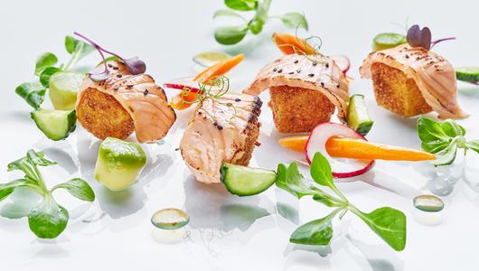 Feed tataki iz lososya s syrom tofu turandot  3