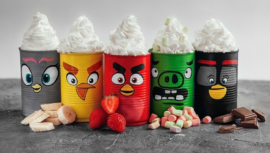 Feed interesnuj angry birds