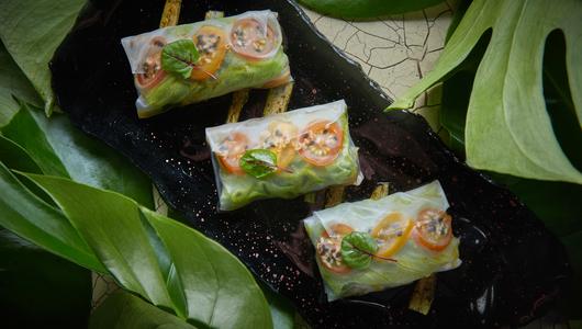 Feed v etnamskie rolli s ovowami vok turandot 2