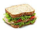 Thumb thumb sandwich