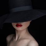 Thumb the hat shlyapa fon portret