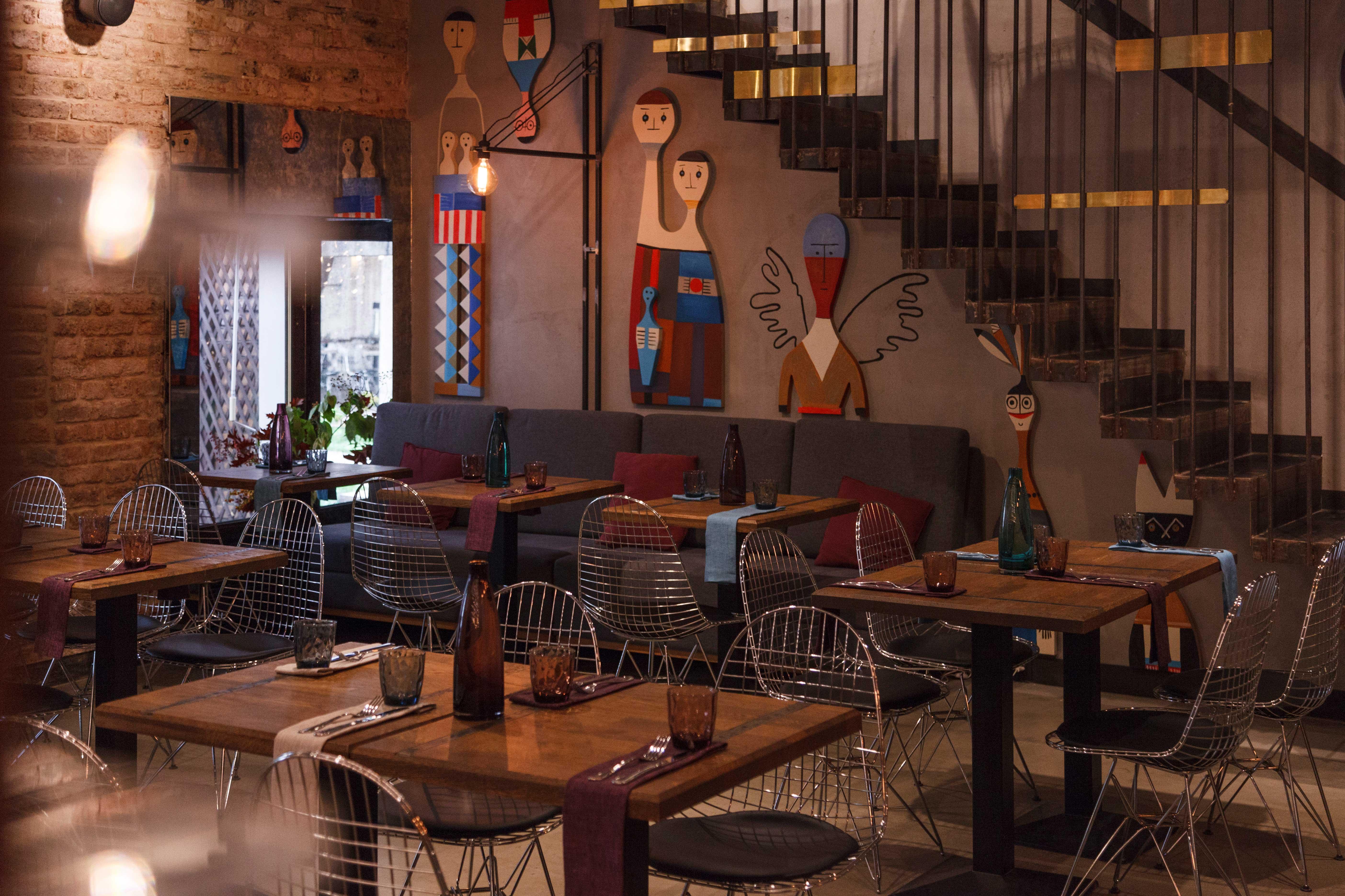 Фотография: Ресторан Простые вещи