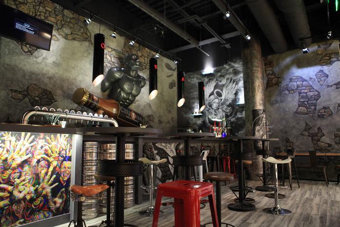 Фотография: Ресторан Cernovar bar