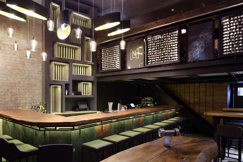 Фотография: Ресторан Nickel bar