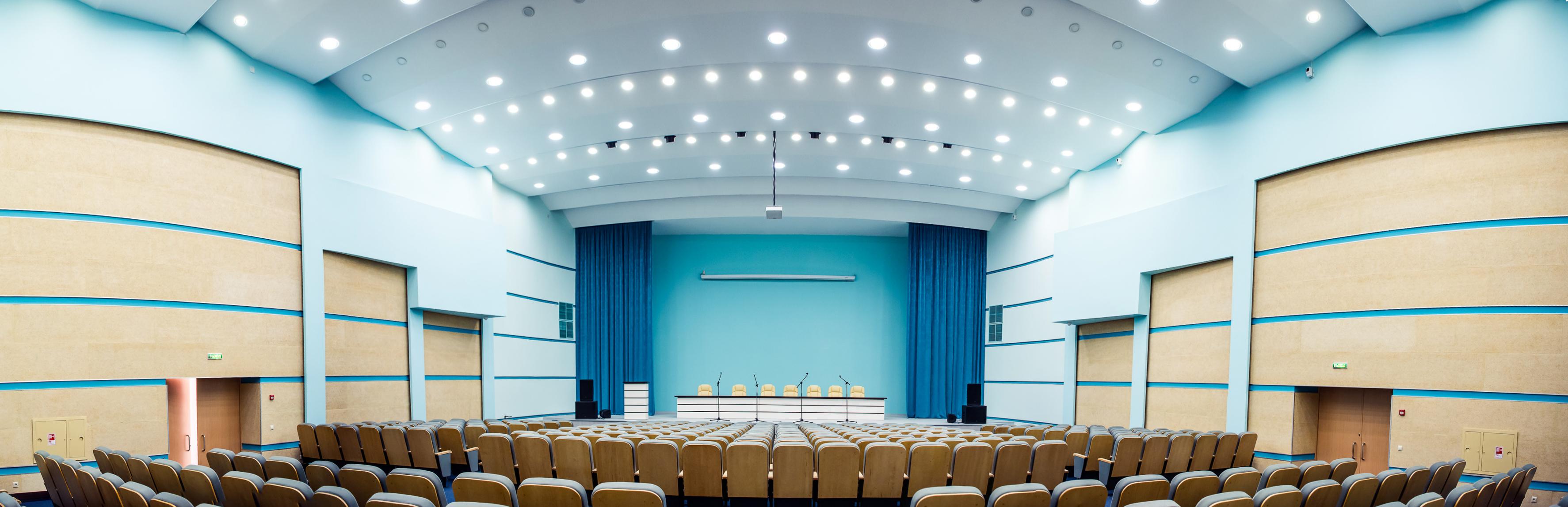 Фотография: Банкетный зал Iskrahall