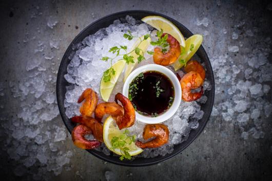 Feed krevetki s aziatskim sousom larionov 2