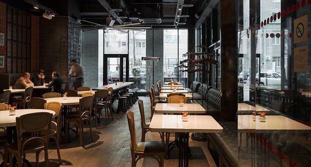 Фотография: Ресторан Cheapside Josper Bistro