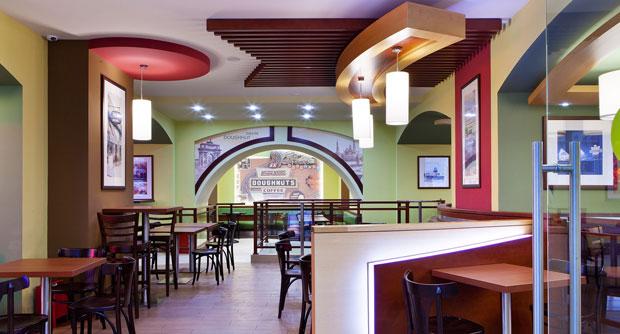 Фотография: Кофейня Krispy Kreme